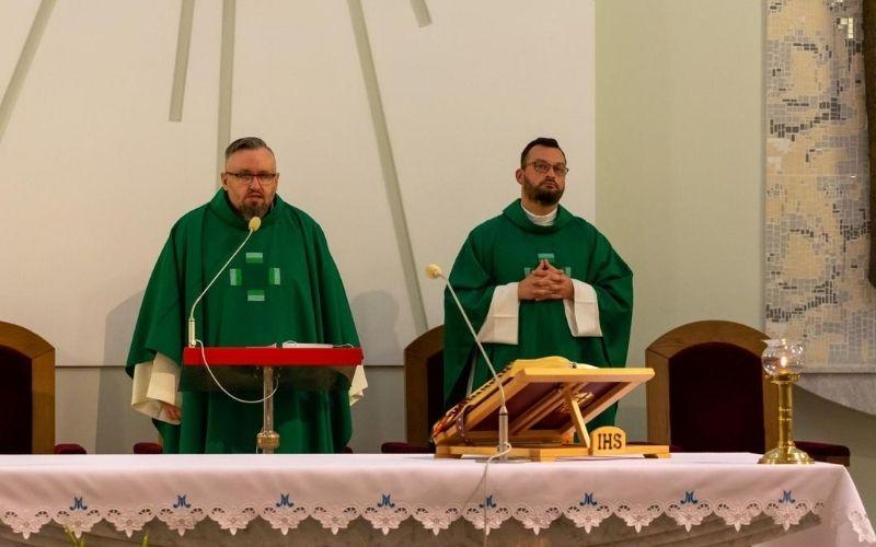 Msza święta na rozpoczęcie roku szkolnego (30 VIII 2020)
