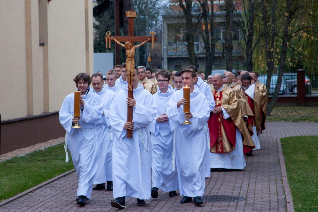Procesja liturgiczna
